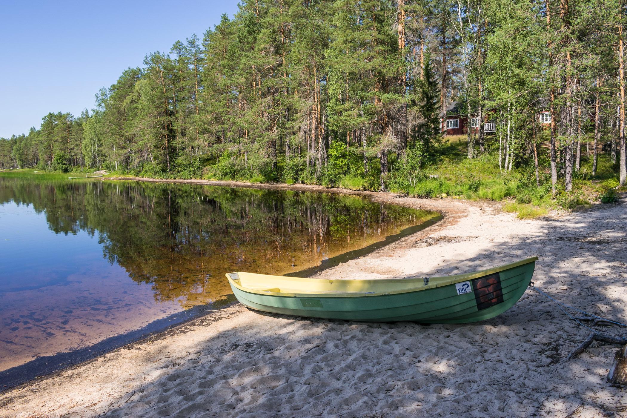 Peurajärvi Nurmes