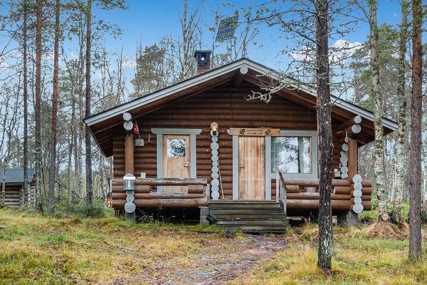 Kolmosjärvi ERÄKÄMPPÄ