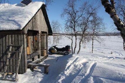 Näkkälän Riekonkieppi ERÄKÄMPPÄ