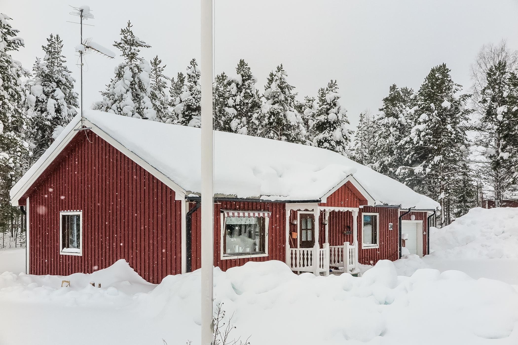 Vuokramökki: Kolari, Lovikka, Tornionjoki, Ruotsi, LOVIKKA BY RIVERSIDE, 13663 | Lomarengas
