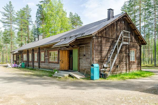 ERÄ-OKU METSÄSTYSMAJA
