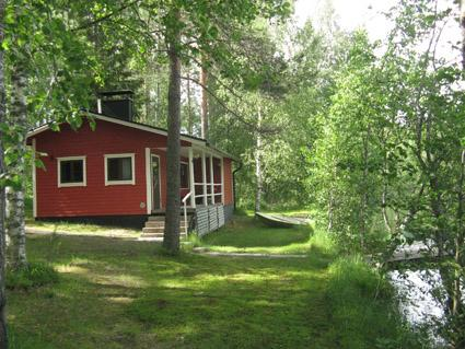 Ferienhaus Finnland Parikkala Myllylammen lomamökit