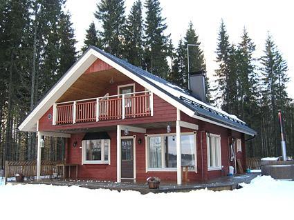 Ferienhaus Finnland Iitti Poukama