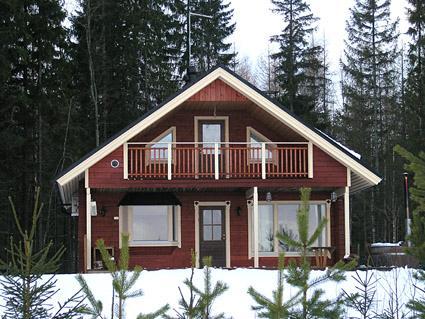 Ferienhaus - 'Poukama' (Finnland, Iitti)