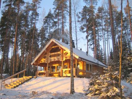 Ferienhaus Finnland Kouvola Karhunsammal