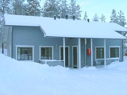Ferienhaus - 'Sallainen huoneisto' (Finnland, Salla)