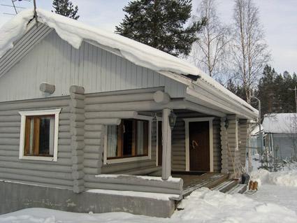 Ferienhaus Finnland Sotkamo Riihiranta