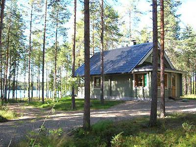 Ferienhaus Finnland Sotkamo Kalastajatorppa