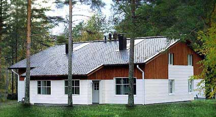 Ferienhaus - 'Lomapalvelu a2' (Finnland, Sotkamo)