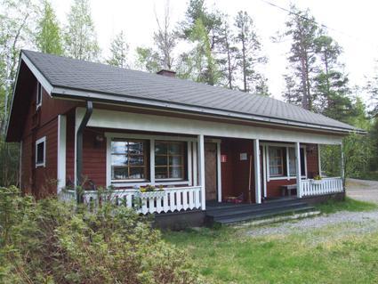 Ferienhaus Finnland Kuusamo Kitkajoen lomatuvat, siika