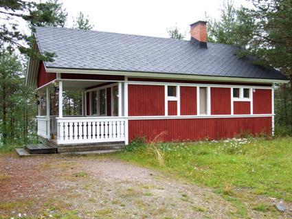 Ferienhaus Finnland Kuusamo Kaukosaaren lomamökit
