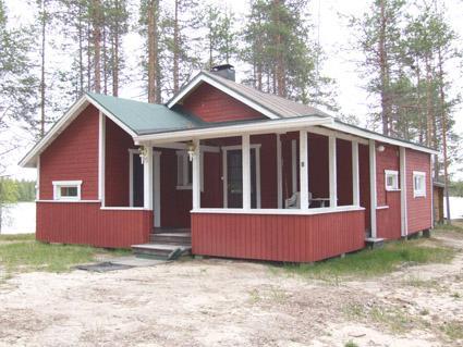 Ferienhaus Finnland Kuusamo Marjaniemen loma-asunnot, pikkumökki