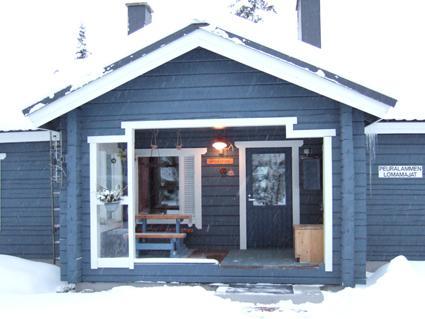 Ferienhaus Finnland Kuusamo Peuralampi a2