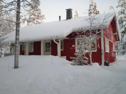 Ferienhaus Finnland Kuusamo Virkkulan lomamökit